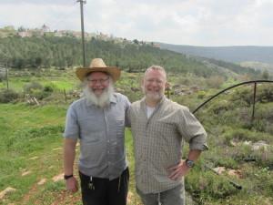 Moshe and Shmuel