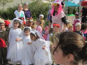 Purim  parade 3