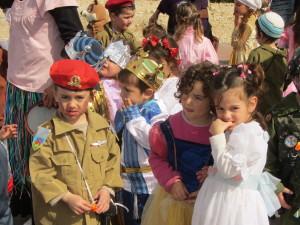 Purim parade 2