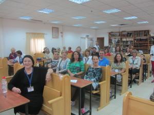 group in Chitzim school
